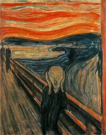 Edvard Munch's 'Scream' Sustains Enduring Power