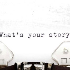what is your story in therapeutic relations