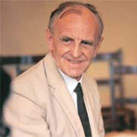 Donald Winnicott, psychoanalyst and paediatrician