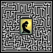 PTSD maze